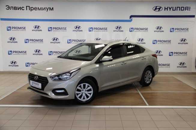 Hyundai Solaris, 2018 год, 777 000 руб.