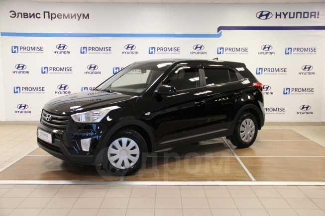 Hyundai Creta, 2018 год, 997 000 руб.