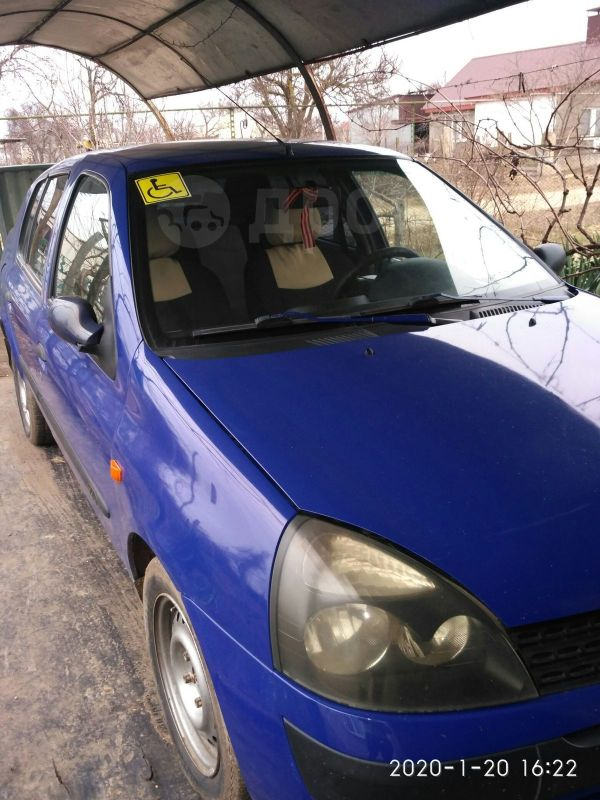 Renault Symbol, 2004 год, 155 000 руб.