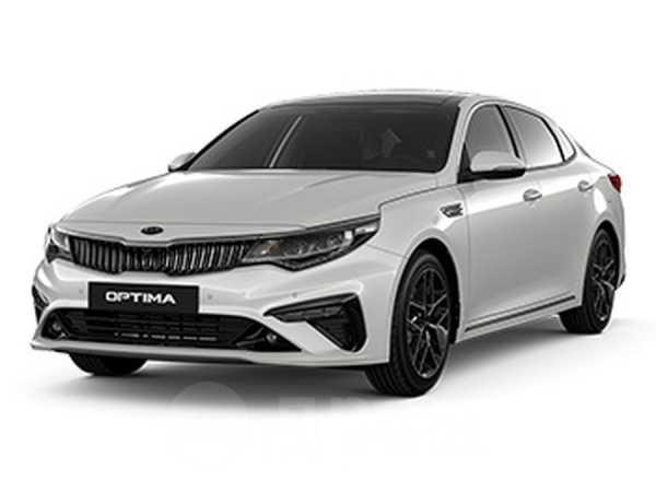 Kia Optima, 2019 год, 1 639 900 руб.
