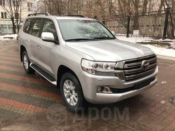 Toyota Land Cruiser, 2019 год, 5 463 000 руб.