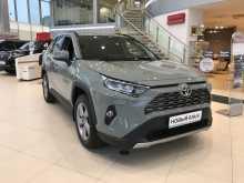 Москва Toyota RAV4 2019