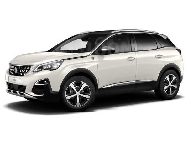 Peugeot 3008, 2019 год, 2 310 000 руб.