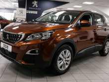 Москва Peugeot 3008 2019