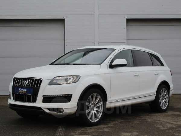 Audi Q7, 2011 год, 1 053 800 руб.