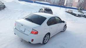 Новосибирск Legacy B4 2007