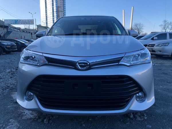 Toyota Corolla Axio, 2017 год, 640 000 руб.