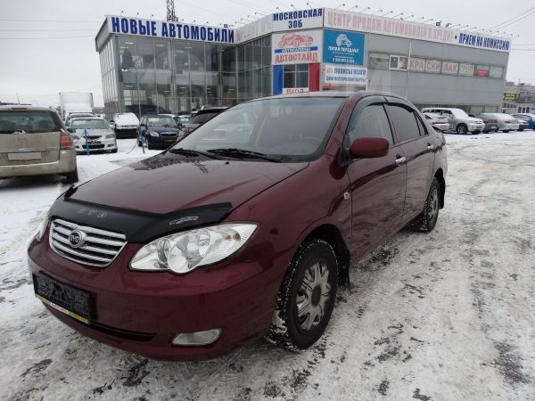 BYD F3, 2012 год, 235 000 руб.