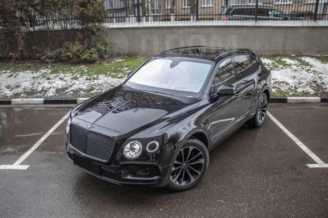Bentley Bentayga, 2016 год, 11 500 000 руб.