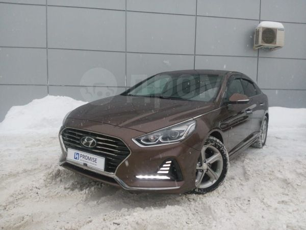 Hyundai Sonata, 2017 год, 1 089 000 руб.