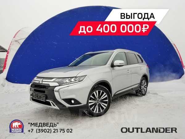 Mitsubishi Outlander, 2019 год, 2 402 000 руб.