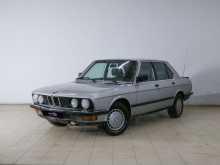 Тула BMW 5-Series 1987