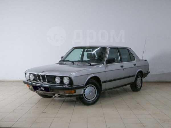 BMW 5-Series, 1987 год, 135 000 руб.