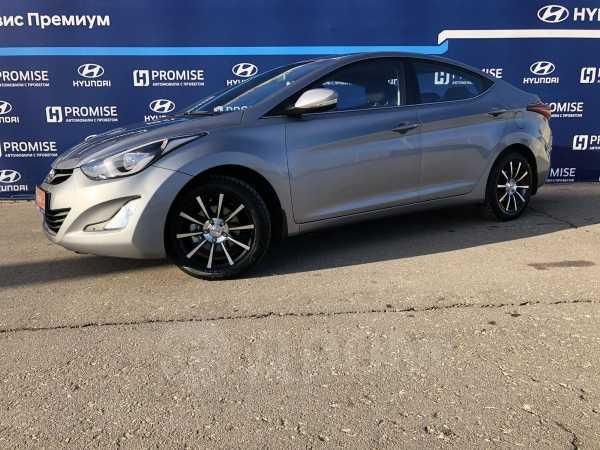 Hyundai Elantra, 2014 год, 789 000 руб.