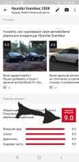 Hyundai Grandeur, 2008 год, 440 000 руб.