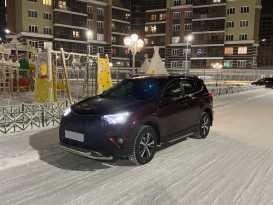 Якутск Toyota RAV4 2018