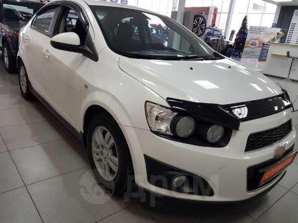 Chevrolet Aveo, 2012 год, 347 000 руб.