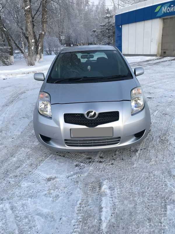 Toyota Vitz, 2006 год, 245 000 руб.
