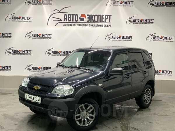 Chevrolet Niva, 2017 год, 420 000 руб.