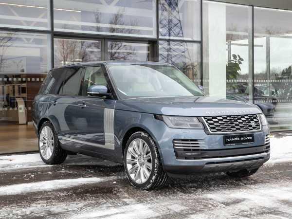 Land Rover Range Rover, 2019 год, 10 457 000 руб.