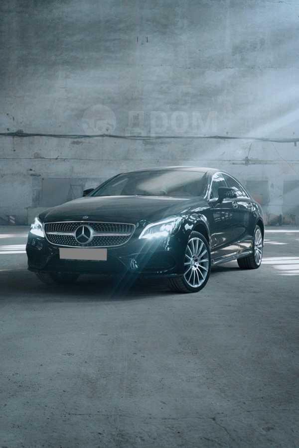 Mercedes-Benz CLS-Class, 2016 год, 2 199 000 руб.