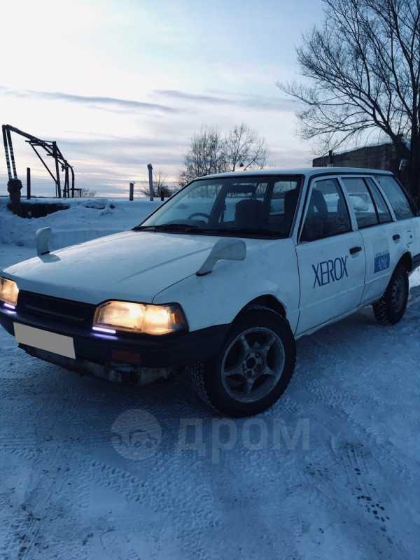 Mazda Familia, 1990 год, 70 000 руб.