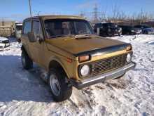 Курган 4x4 2121 Нива 1978