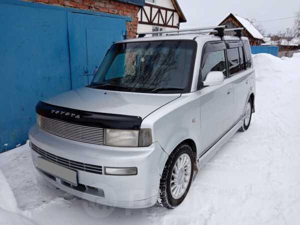 Toyota bB, 2001 год, 199 000 руб.