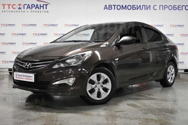 Hyundai Solaris, 2016 год, 587 000 руб.