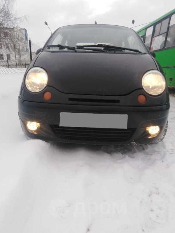 Daewoo Matiz, 2007 год, 116 000 руб.