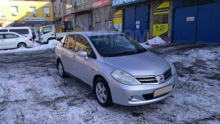 Nissan Tiida Latio, 2008 год, 335 000 руб.