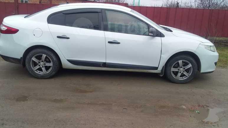Renault Fluence, 2012 год, 260 000 руб.