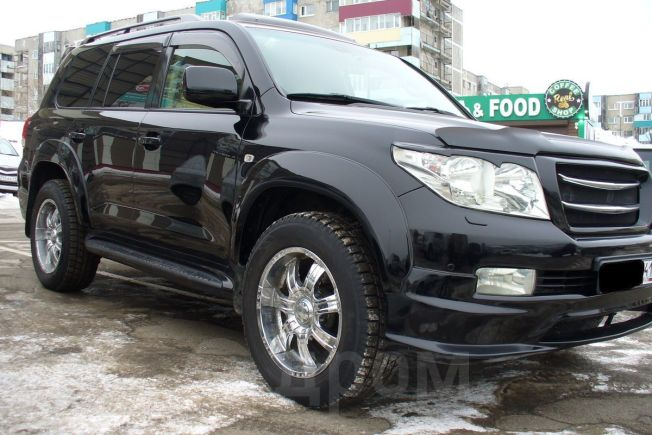 Toyota Land Cruiser, 2008 год, 1 910 000 руб.