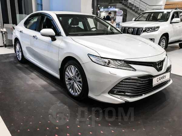 Toyota Camry, 2019 год, 2 604 000 руб.