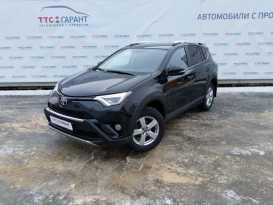 Йошкар-Ола Toyota RAV4 2018