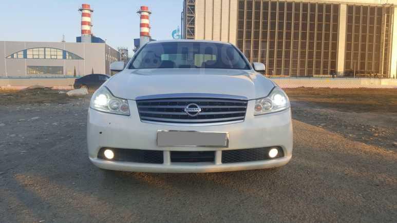 Nissan Fuga, 2004 год, 220 000 руб.