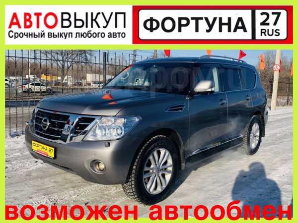 Nissan Patrol, 2012 год, 1 698 000 руб.