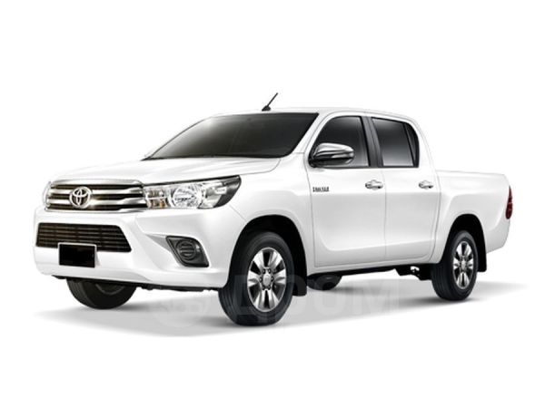 Toyota Hilux Pick Up, 2019 год, 2 332 000 руб.