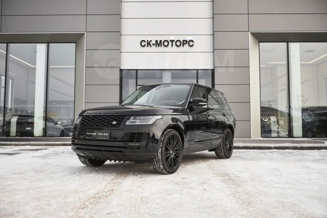 Land Rover Range Rover, 2019 год, 10 229 000 руб.