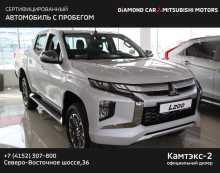 Петропавловск-Камчатский L200 2018
