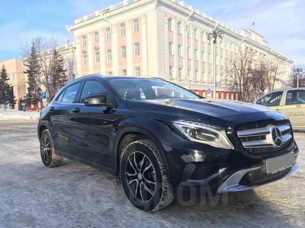 Mercedes-Benz GLA-Class, 2015 год, 1 560 000 руб.