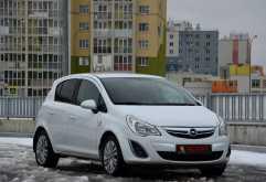 Нижний Новгород Corsa 2013