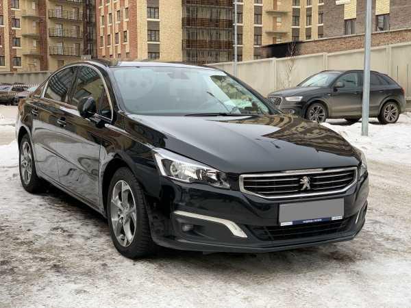 Peugeot 508, 2014 год, 890 000 руб.