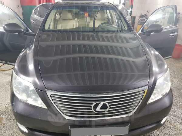 Lexus LS460, 2007 год, 900 000 руб.