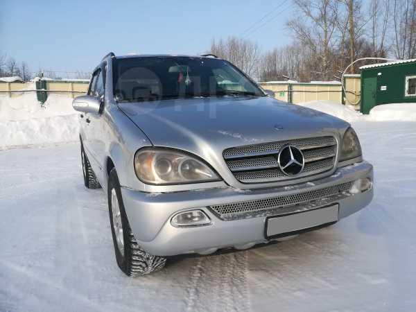 Mercedes-Benz M-Class, 2003 год, 480 000 руб.