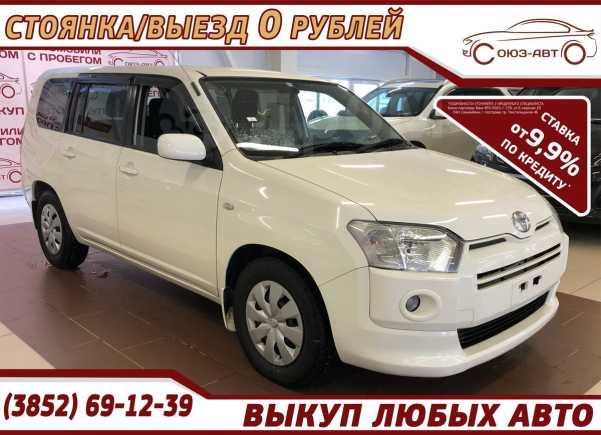 Toyota Succeed, 2015 год, 698 000 руб.