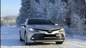 Тольятти Toyota Camry 2018
