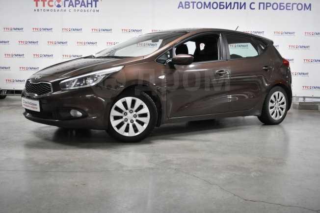 Kia Ceed, 2013 год, 518 000 руб.