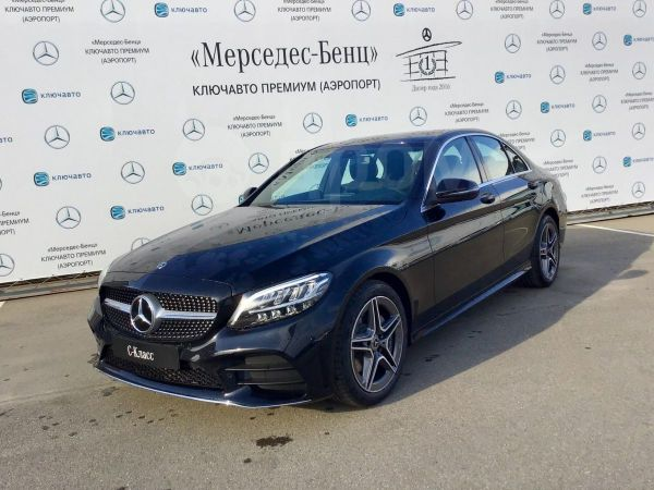 Mercedes-Benz C-Class, 2019 год, 2 320 000 руб.