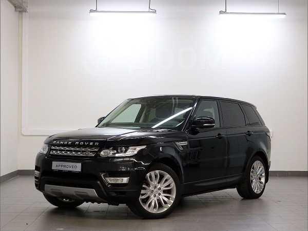 Land Rover Range Rover Sport, 2017 год, 3 020 000 руб.